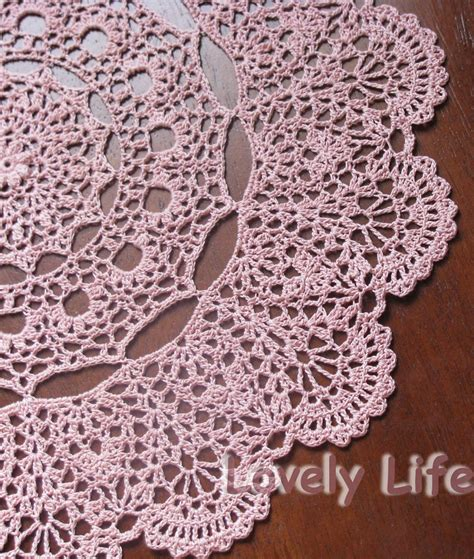 pattern of crochet free printable crochet doily patterns mantilla doily