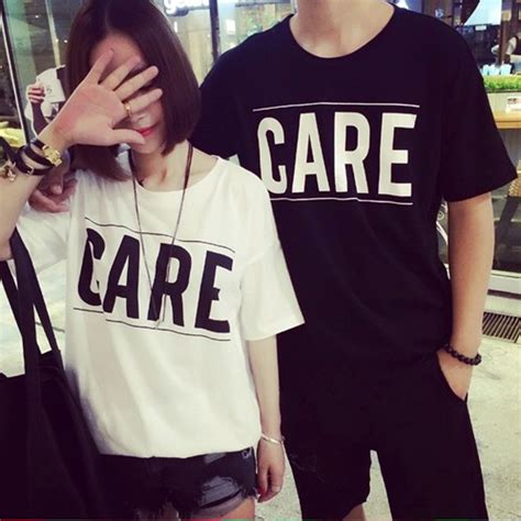 Same T Shirts For Couples Buy Wholesale Korean From China Korean