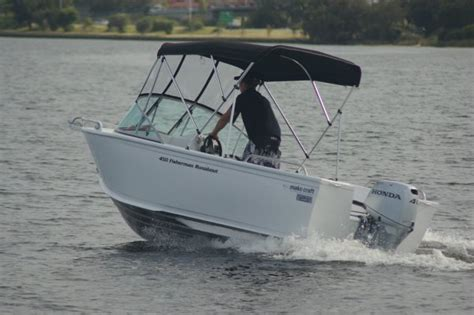mako craft boats for sale mako craft 450 fisherman boat review yachthub