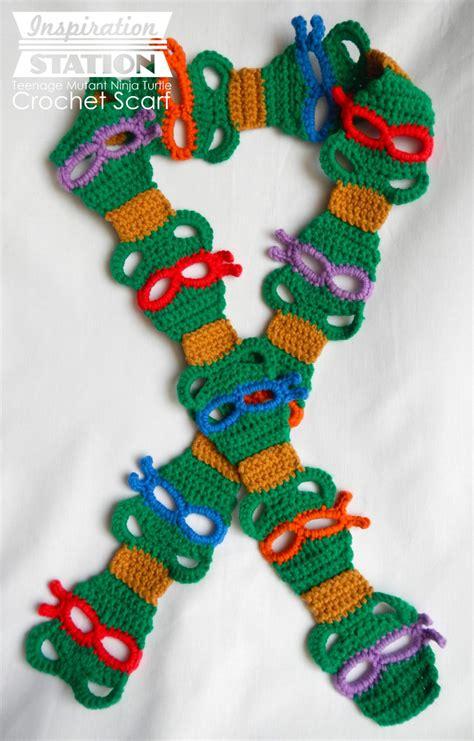 crochet ninja pattern free crochet ninja turtle patterns