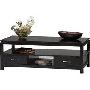 Black Coffee Table Sutton Black Coffee Table Walmart