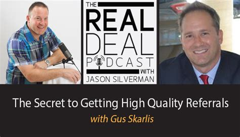 this secret town the jason chance novels books secret of getting high quality referrals featuring gus skarlis