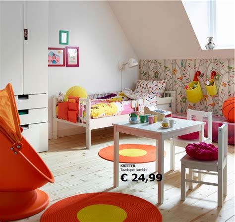 Ikea Camerette Per Bambini by Le Camerette Per Bambini Ikea Soddisfano Le Esigenze Di