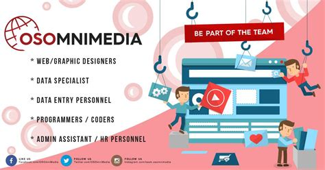 Home Based Web Designer Jobs Philippines by Job Hiring Archives Philippines Web Design Osomnimedia
