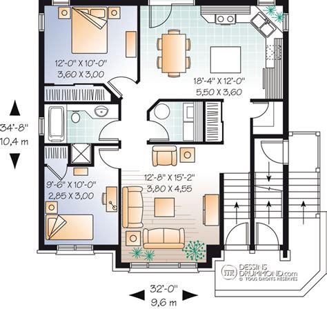 house design families 2 duplex triplex w3038 maison laprise maisons pr 233 usin 233 es