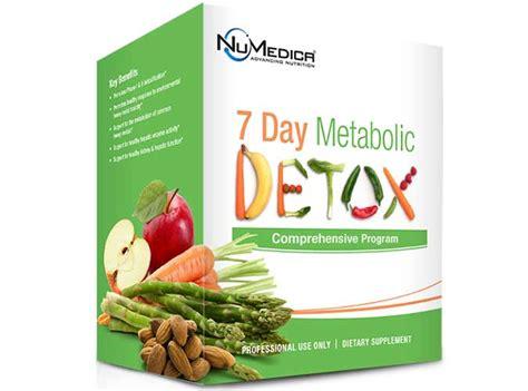 7 Detox Buy by Buy Numedica 7 Day Metabolic Detox Program