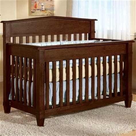 Pali Convertible Crib by Tuscan 4 In 1 Convertible Forever Crib Java 50080 J By