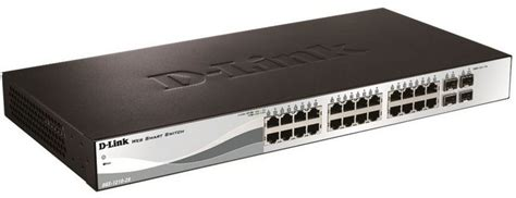 Dlink Dgs 1210 28 24port Gigabit Managed Switch Dgs1210 28 d link switch 187 dgs 1210 28 28 port smart managed gigabit switch 171 kaufen otto