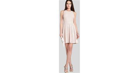 Casnadra Dress Burberry Pink Quailhijab bcbgmaxazria bcbg max azria dress aline lace in