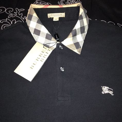 Harga Polo Shirt Burberry burberry polo shirt mamat sport and trading enterprise