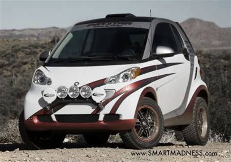 smart car lifted smart car lift kit by daystar cars i like pinterest
