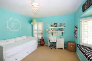 Light Turquoise Paint For Bedroom Turquoise Bedroom Eclectic Bedroom Los Angeles By Wiley Photography
