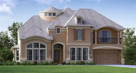 home plans houston stanton new home plan in woodtrace classic and kingston