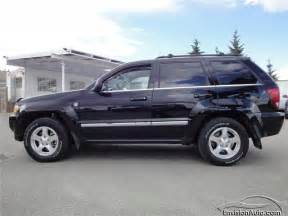 2007 jeep grand limited diesel envision auto
