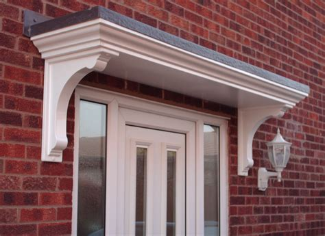 awnings for front door how is a door awning different from a door canopy