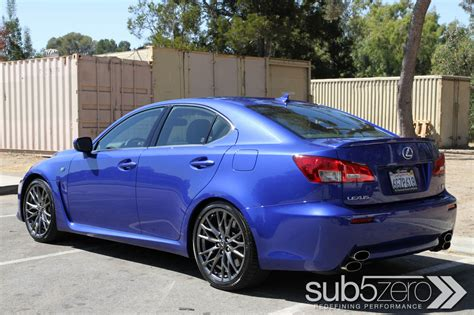 lexus isf blue image gallery 2010 is250 f