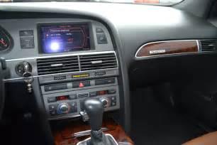 2006 Audi A6 Interior 2006 Audi A6 Interior Pictures Cargurus