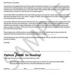 letter p a l s parent notification letter
