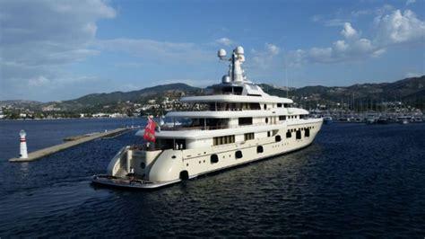 yacht kibo kibo luxury yacht charter superyacht news