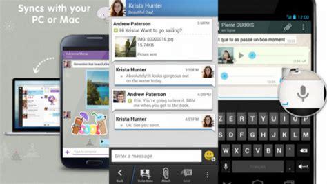 Banc D Essai Smartphone by Comparatif G 233 Ant Les Messageries Instantan 233 Es Pour