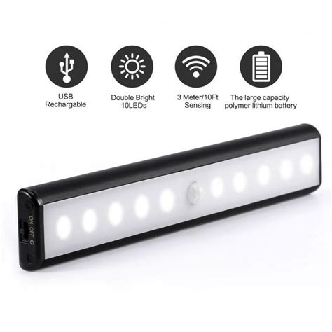 led dimmable human induction cabinet lights cabinet
