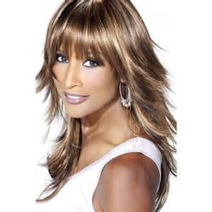 images of haircuts with bangs that cover the forehead beverly johnson medium length layered hairstyles with