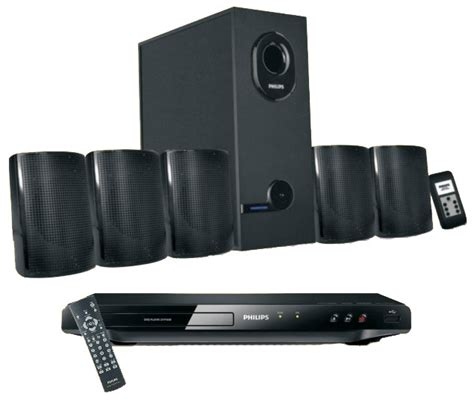 Sharp Home Theater 5 1ch Ht Cn310dvw philips dvd player 5 1 channel usb speaker combo rs 5098