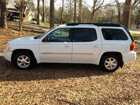 old car manuals online 2006 gmc envoy xl electronic throttle control find used 2006 gmc envoy in tyler texas united states for us 12 000 00