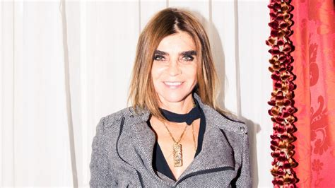 Carine Roitfeld by Carine Roitfeld Talks New Collection With Uniqlo
