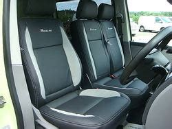 Vw T4 Seat Upholstery by Seat Covers Vw T5 Seat Covers