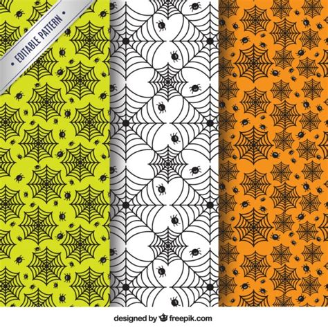 web pattern online spider web patterns vector free download