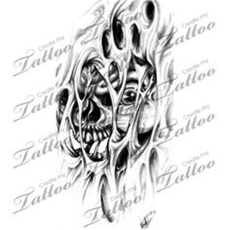torn skin template torn ripped skin tattoos designs and ideas page 31