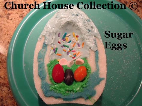 Eggs Sugar Endless Possibilities by Directions On How To Make Sugar Eggs Diy Tutorial