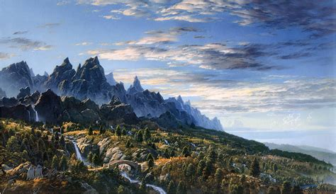 A Guide To Making A Perfect Lord Of The Rings Tabletop Earth Landscaping