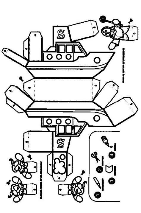 zeilboot surprise sinterklaas 25 beste idee 235 n over boot knutselen kinderen op pinterest