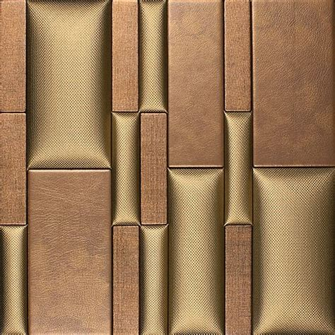 Leather Wall Tiles 25 Best Ideas About Leather Wall On Leather Bench Seat Faux Leather Walls And 3d