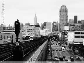imagenes nueva york blanco y negro queens bullevar new york jimena vellegal artelista com