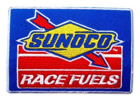 Tshirt Kaos Sunoco Race Fuels sunoco race fuels nhra drag nascar racing logo clothing