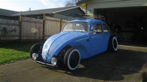 find   vw volkswagen rat rod volksrod bug bettle classic rare  school cal