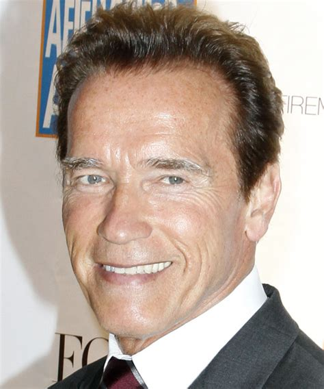 arnold hairstyle arnold schwarzenegger hairstyles for 2017 celebrity
