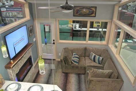 tiny house 400 sq ft tiny house town utopian villas denali model 400 sq ft