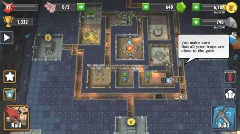 mobile keeper dungeon keeper best defense for smartphone