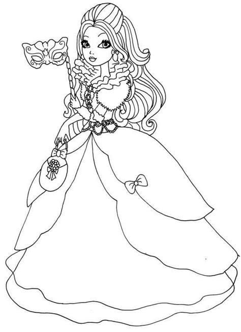 ever after high coloring pages that you can print ever after high coloring pages 6 coloring pages for kids
