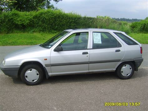 Citroen Zx by 1991 Citroen Zx Pictures Information And Specs Auto