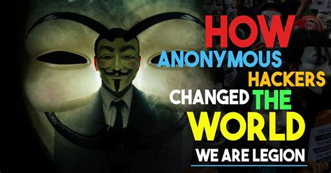 film hacker game sinopsis how anonymous hackers changed the world documentary film