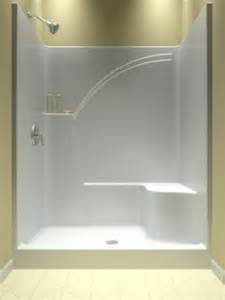 One Piece Bath Shower 25 Best Ideas About One Piece Tub Shower On Pinterest