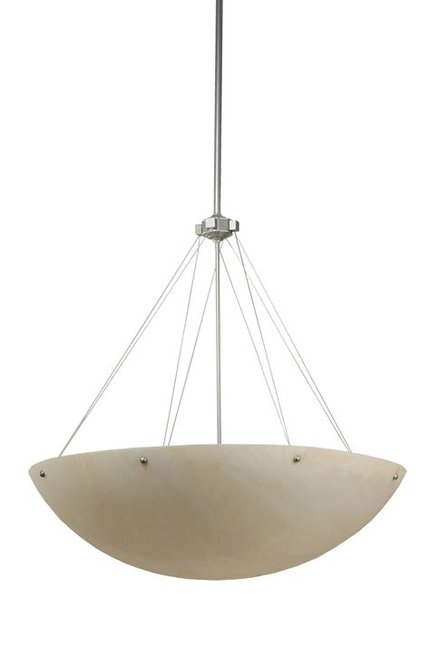 Inverted Bowl Pendant Light Meyda 123137 Cypola Inverted Bowl Pendant