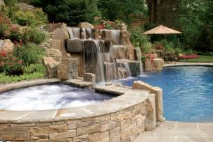 Backyard Pools And Spas Swimming Pool Project In Saddle River New Jersey Wins National Masonry Award
