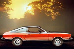 Ford Mustang 2 Happy 40th Birthday Ford Mustang Ii Is An Unsung W