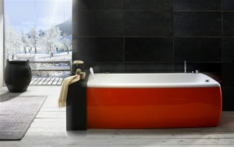 rote badezimmer ideen 33 dunkle badezimmer design ideen